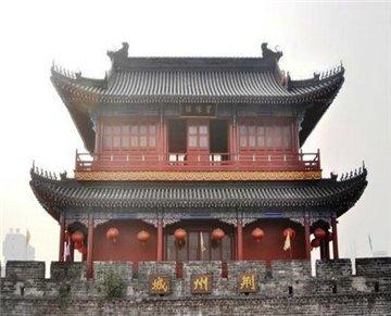 荆州旅游简介