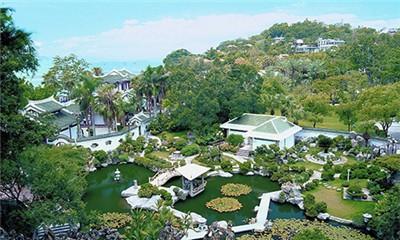 【跟团】厦门海上花园鼓浪屿+海上看金门+南普陀一日游