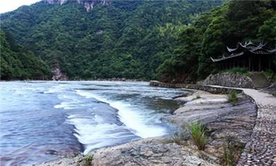 宁德白水洋+鸳鸯溪动车二日游(周六发团)
