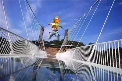 【每周六发团】长泰鼓鸣岩10D玻璃天桥、农场采摘、珪后古村一日游