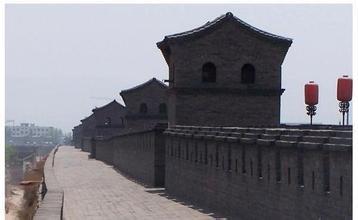晋阳古城遗址