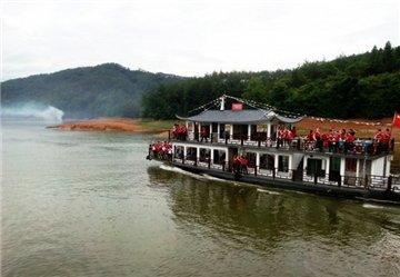 大金湖旅游简介