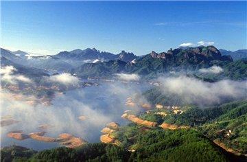 《山湖之恋》武夷山+大金湖双动三日游(每周五发团)