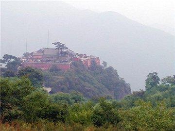 妙峰山旅游简介