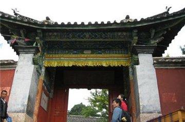 丽江北岳庙旅游简介