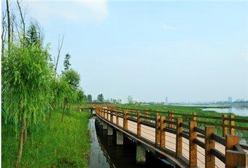 遂宁河东湿地公园旅游简介