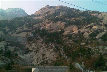 嶗山自然風景區