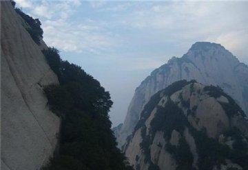 华山北峰往返索道汽车1日游