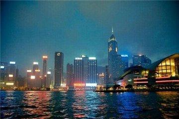 香港天际线旅游简介