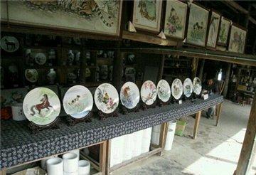 景德镇陶瓷博览区旅游简介