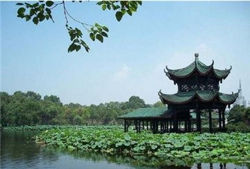 新都桂湖公园旅游简介