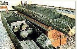 古蜀船棺合葬墓