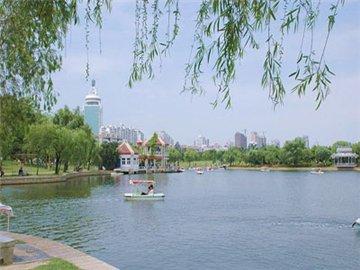 南湖公园旅游简介
