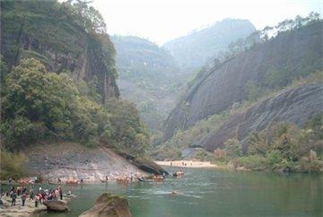 溪源峡谷旅游简介