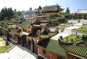 郑成功陵墓