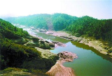 摩陀寨风景区旅游简介