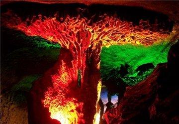 龙硿洞风景区