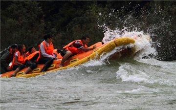 琼海万泉河峡谷探险自由行1日游
