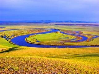 额尔古纳、根河湿地、北山一日游