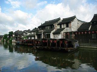 杭州、苏州、枕水乌镇、情迷西塘双飞三日游(每周五发团)