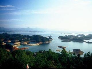 千岛湖中心湖区1日游