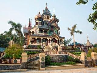 香港迪斯尼乐园欢乐1日游