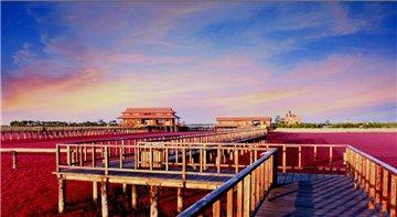 鲅鱼圈-红海滩1晚2日游