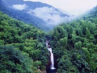 大明山-白水涧自驾2日游