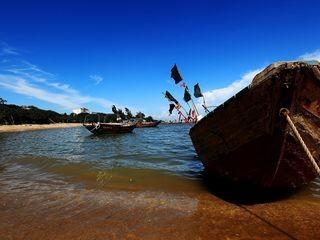 桂林、钦州、北海、南宁品质七日游