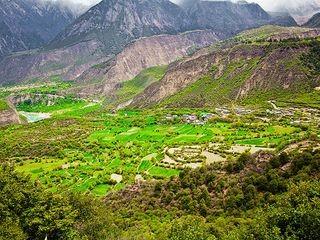 雅鲁藏布江大峡谷旅游简介