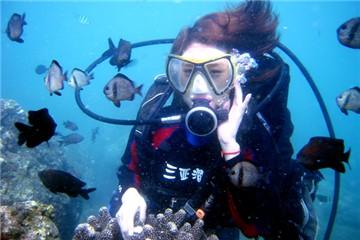 三亞藍色海域潛水俱樂部