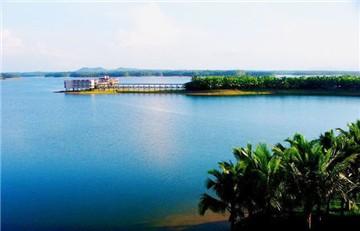 南丽湖风景区