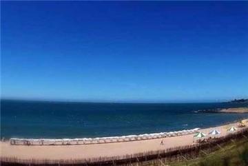 白沙湾海水浴场旅游简介