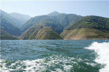 澜沧江大峡谷