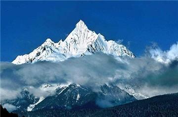 梅里雪山.卡格博峰