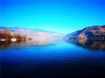 洱源茈碧湖