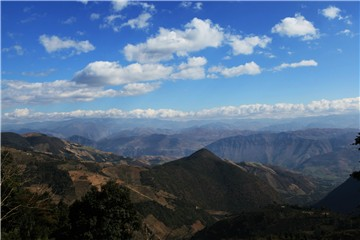 高黎贡山自然保护区旅游简介