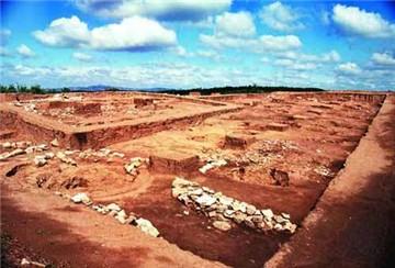 红山文化遗址