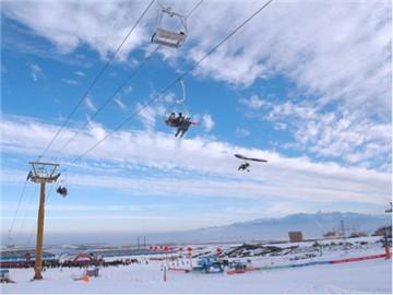 阳光滑雪场旅游简介
