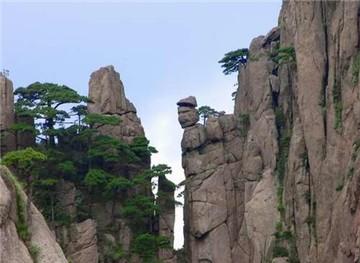 狮子峰旅游简介