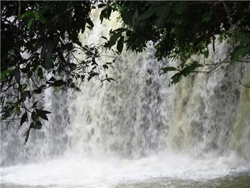 白石溪景區