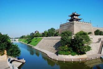 明北京城城墙遗址