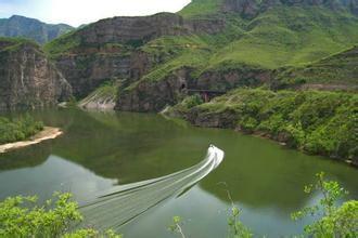 珍珠湖風景區