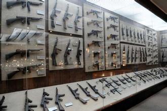 中国民兵武器装备陈列馆