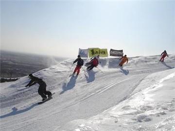 北京石京龙滑雪场