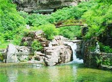 湖洞水风景区