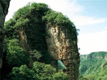 平谷老象峰景区