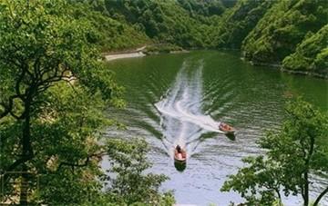 金海湖旅游区