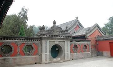 万寿寺:北京艺术博物馆