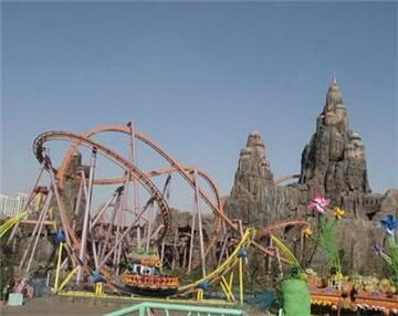 4A级景点:九龙游乐园